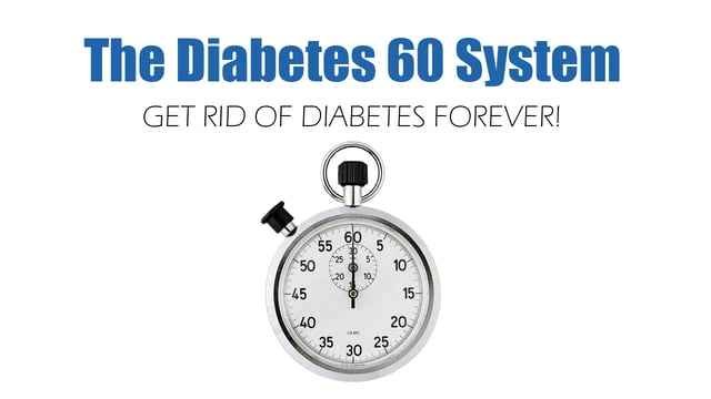 Get Rid of Diabetes Forever