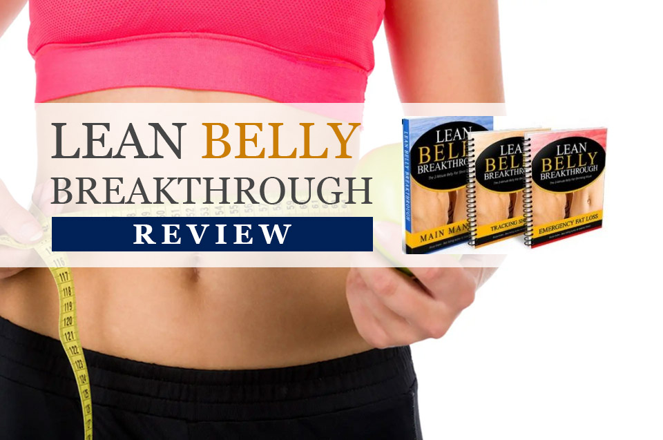 Lean Belly Breakthrough Weightloss Program
